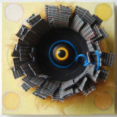 Apocalyptic anemone Fringe Arts Bath England 2012.