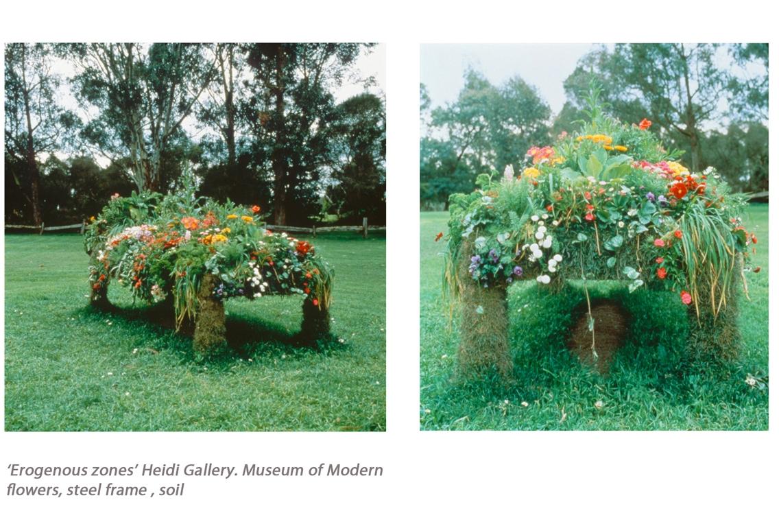 Erogenous Zones-Heide Gallery-Museum of Modern Art, Melbourne, Victoria.